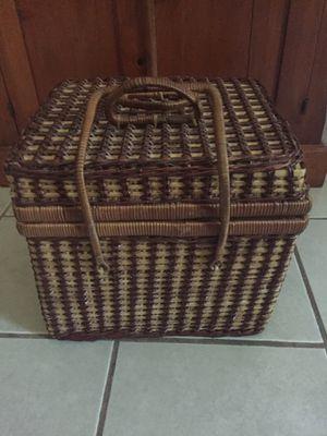 Picnic basket for Sale in Millsboro, DE