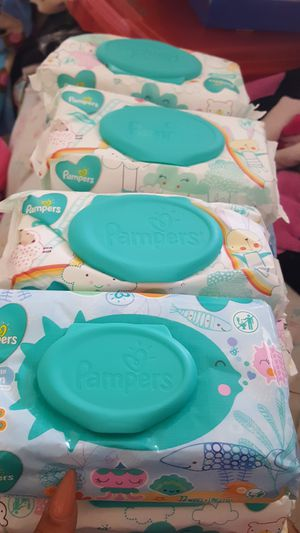 Pampers wipes for Sale in San Diego, CA