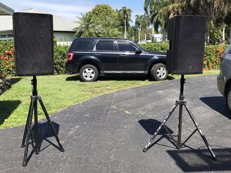 Used Pair EV Zlx 15 for Sale in Fort Myers,  FL