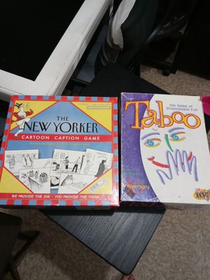 Board Games for Sale in Fresno, CA