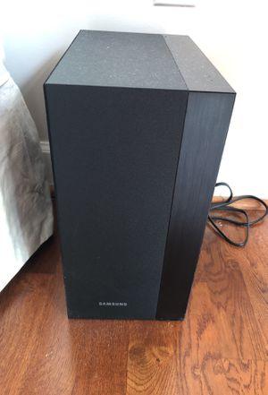 Samsung Speaker and Sound Bar, Barely Used! for Sale in Atlanta, GA