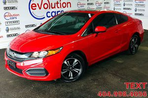 2015 Honda Civic Coupe for Sale in Conyers, GA