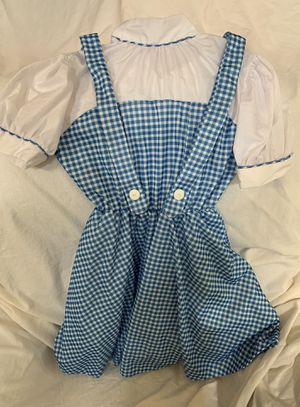 Dorothy Costume (Kids Large) for Sale in Everett, WA