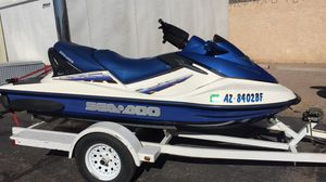 Jet ski sea doo bombardier for Sale in Phoenix, AZ