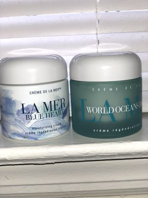 La Mer moisturizer cream 3.4oz for Sale for sale  Branchburg, NJ