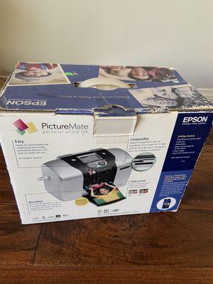 Photo printer for Sale in La Mesa, CA