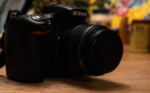 Nikon D7100 with 18-55mm lens for Sale in Arlington, WA
