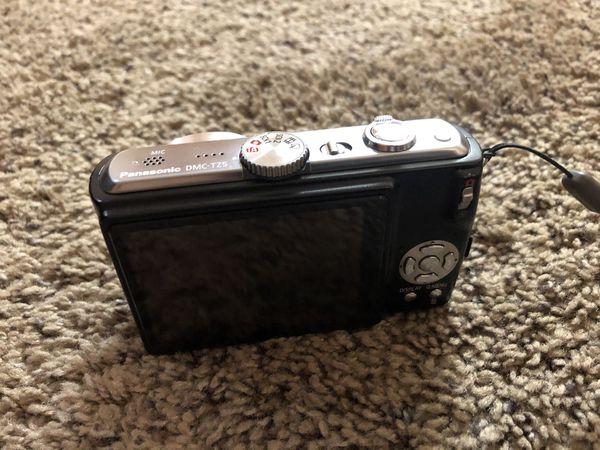 Panasonic LUMIX DMC-TZ5 Point & Shoot digital camera