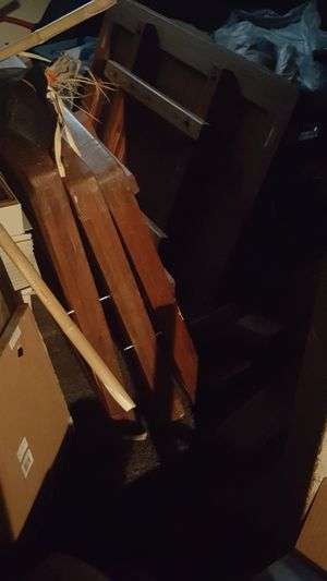 Solid wood bunk bed for Sale in Cleveland, OH