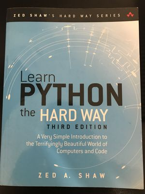 Python book for Sale in Hayward, CA