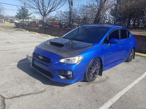 2016 subaru wrx premiun for Sale in Forest Heights, MD