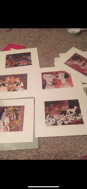 Disney 101 Dalmatians lithograph for Sale in Spring Hill, FL