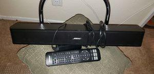 """Bose"" 5 solo bar sound speaker system for Sale in San Jose, CA"