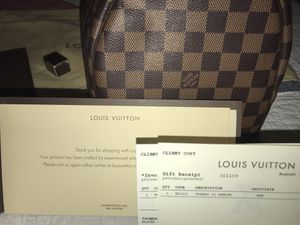 LOUIS VUITTON Damier Ebene Speedy 30 for Sale in Boston, MA