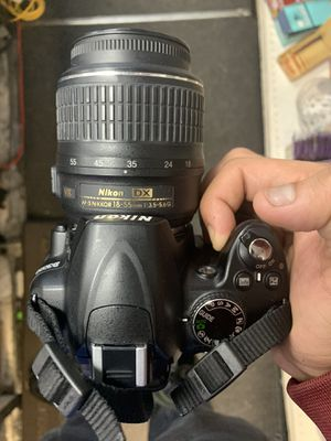 Nikon DX Camera 📷 with lens for Sale in Upland, CA