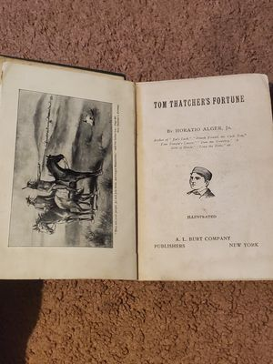 Tom Thatchers fortune book for Sale in Cheektowaga, NY