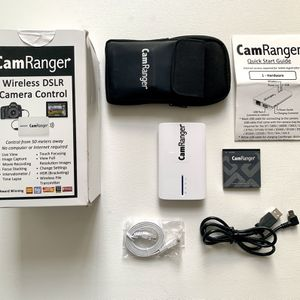 CamRanger Wireless Remote Camera Control for Sale in Pompano Beach, FL