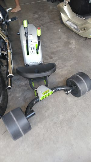 Electric green machine needs battery for Sale in Cape Coral, FL