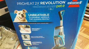 Bissell Proheat 2× Revolution . for Sale in Baltimore, MD