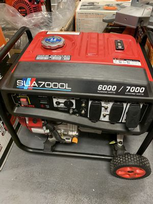IPOWER 7000 WATT GAS GENERATOR $375 for Sale in Corona, CA