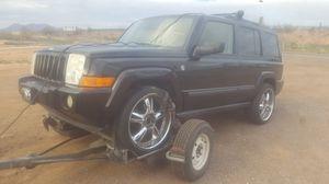 Jeep commander 4x4 v8 parts for Sale in Phoenix, AZ