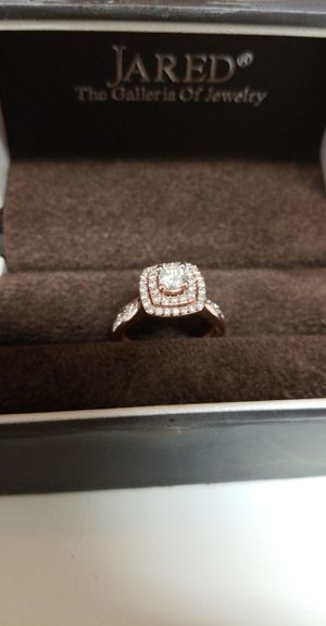 14k Rose Gold Ring for Sale in Peoria, AZ