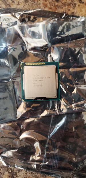 Intel Core i7 3770 for Sale in Albuquerque, NM