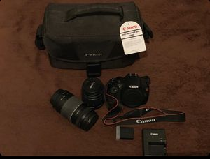 Cannon rebel T5 for Sale in Phoenix, AZ
