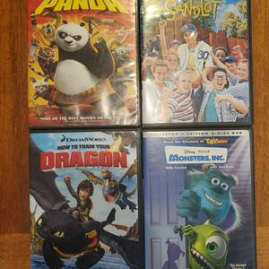 DVD BUNDLE (CHOOSE 4 OR MORE) for Sale in Gig Harbor, WA