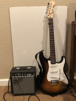 Squier Strat by Fender for Sale in San Diego, CA