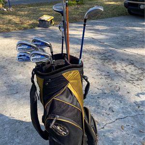 Full Set of Men's Cobra Golf Clubs for Sale in Longwood, FL