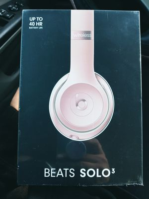 Beats solo 3 for Sale in Glendale, AZ
