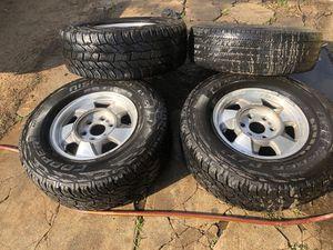 Chevy 6 lug rims for Sale in Altadena, CA