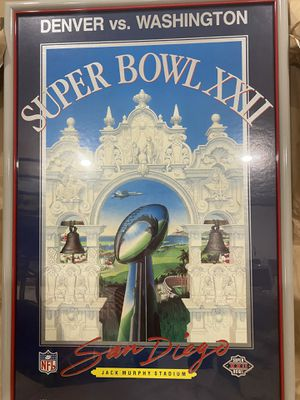 Super bowl posters collection for Sale in Chula Vista, CA