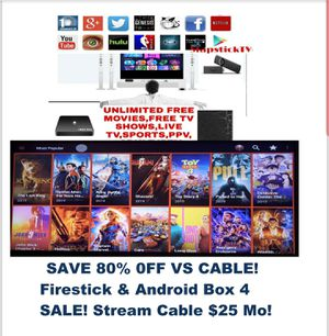 💥💥Premium Live TV💥💥SAVE $100's monthly 5000+ Channels👍 for Sale in The Bronx, NY