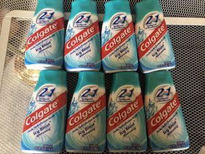 8 Colgate liquid gels for Sale in Silver Spring, MD