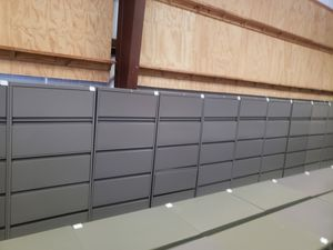 used FILE CABINETS FOR SALE!!!..each for Sale in Houston, TX