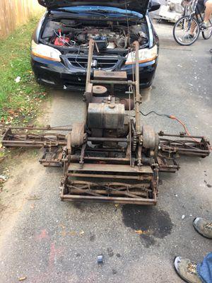 Locke original mower still runs great shape for Sale in Ansonia, CT