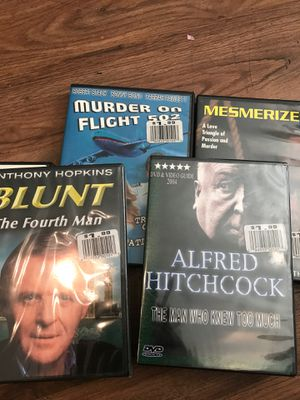 Free movies pick up only porch pick up thanks (social distancing ) for Sale in Ontario, CA