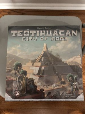 Teotihuacan NEW board game for Sale in Romeoville, IL