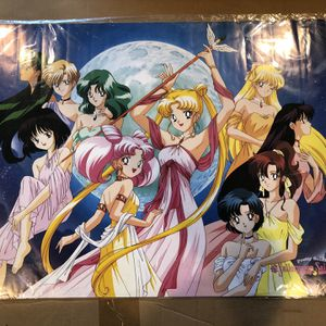 Sailor Moon Poster for Sale in San Jose, CA
