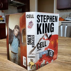 Stephen King Cell A Novel for Sale in San Lorenzo, CA