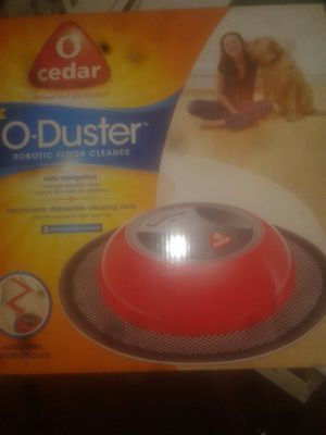Cedar robotic floor duster for Sale in Washington, DC
