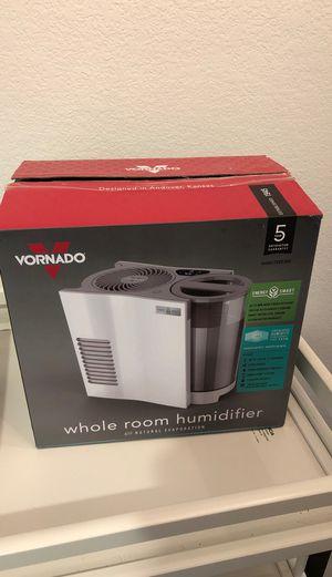 Vornado whole room humidifier EVDC300 NEW for Sale in Prosper, TX