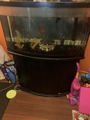 36 gallon bow flex aquarium for Sale in Upper Marlboro, MD