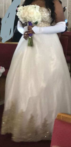 Quinceanera/Prom/Princess/Jr. Bride Dress for Sale in Smoke Rise, GA