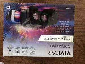 Vivitar VR Glasses - VR 180 for Sale in Littleton, CO