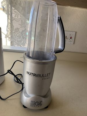 juicer. nutribullet Blender/Mixer, for Sale in Las Vegas, NV