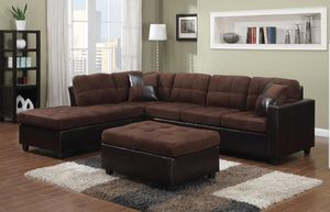 Brown Sectional for Sale in Lathrop, CA