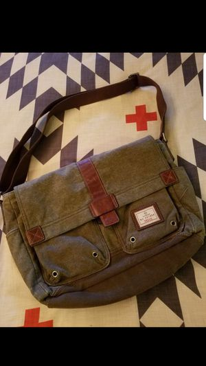 Fossil Brand Laptop/Messenger Bag for Sale in Renton, WA